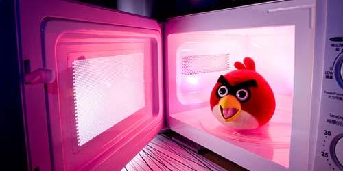 Angry Birds jadi Alat Sadap NSA