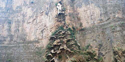 Arbol de Navidad Canyon Sumidero, Air Terjun Berbentuk Pohon Natal