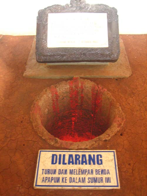 Lubang Buaya Jakarta 5 Wisata Di Indonesia Yang Bikin Merinding