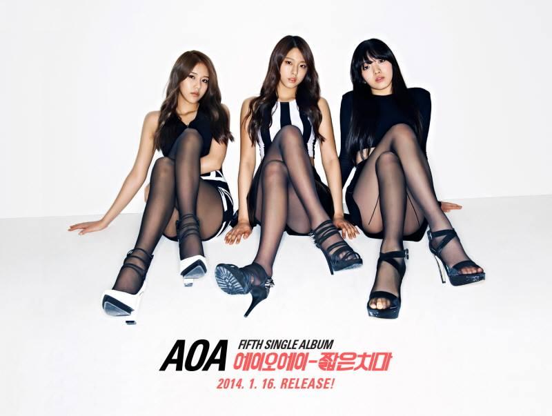 AOA Miniskirt