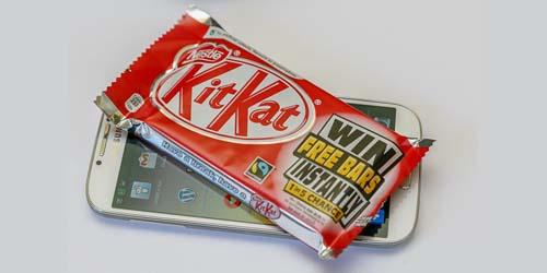 Foto Bocoran Samsung Galaxy S4 dengan Android KitKat