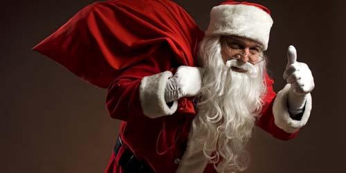 Benda Unik yang Diminta Bayi 10 Bulan Kepada Santa Claus