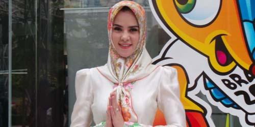 Jawaban Ngawur Angel Lelga di Mata Najwa