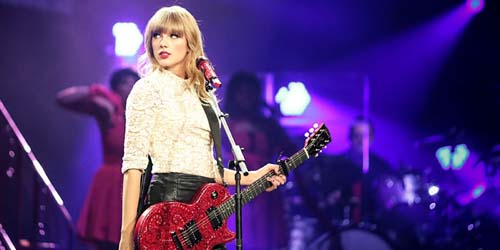 4 Juni 2014, Taylor Swift Konser di Jakarta