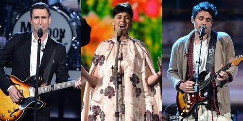 Video: Maroon 5 dan Katy Perry Bawakan Lagu The Beatles