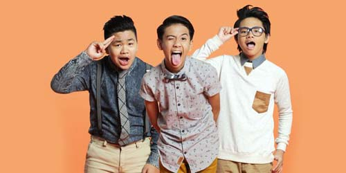 Ayo Dukung CJR di Kids Choice Awards 2014