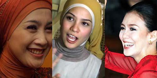 5 Wanita Cantik yang Akan Jadi Anggota DPR