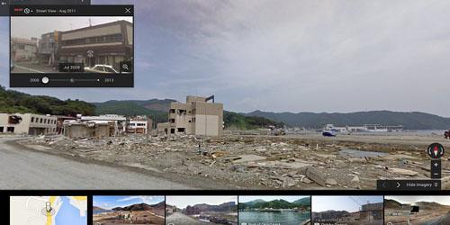 Google Street View Mengajak Kita Jelajahi Waktu
