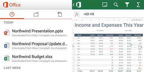 Microsoft Office untuk iPhone dan Android Akan Digratiskan