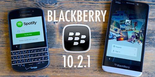 Update OS BlackBerry 10.2.1: Apa yang Baru?