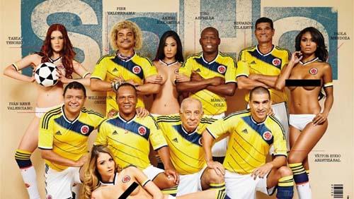Bugil Kolombia Soho