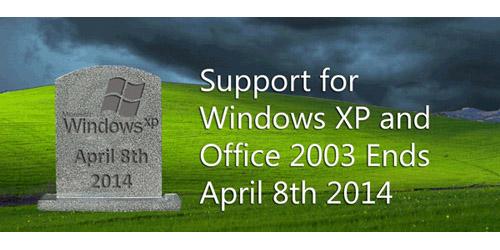 Cara Update Windows XP Anda Sampai 2019