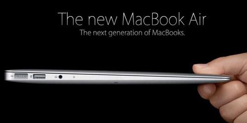 Apple Luncurkan MacBook Air Tebaru, Lebih Ringan dan Tipis