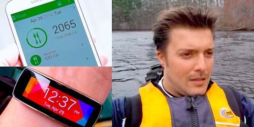 Review Fasilitas S-Health Samsung Galaxy S5