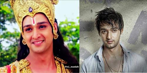 Aktor Tampan Saurabh Rah Jain Pemeran Krishna di Mahabharata