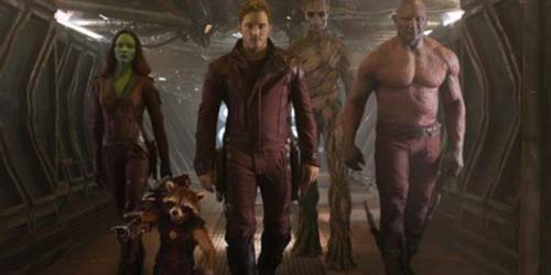 Trailer Keren Guardians of the Galaxy