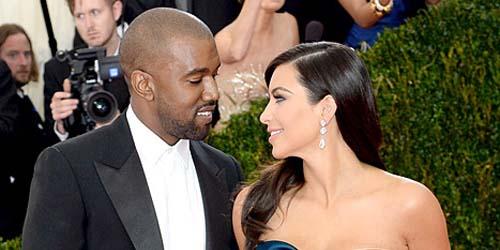 Yuk Intip Undangan Pernikahan Kim Kadarshian dan Kanye West
