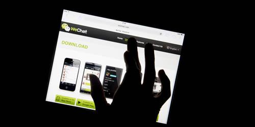 20 Juta Akun WeChat di China Tawarkan Jasa Prostitusi