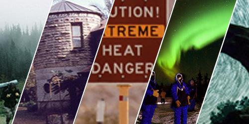 5 Tempat Wisata Terekstrem dan Berbahaya di Amerika