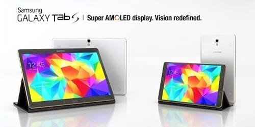 Resmi Dirilis, Ini Spesifikasi Samsung Galaxy Tab S 10.5 dan Galaxy Tab S 8.4