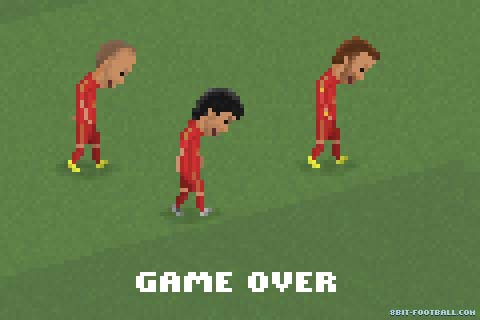 Spanyol Game Over