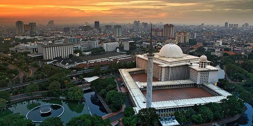 3 Masjid Indonesia Paling Berpengaruh di Dunia