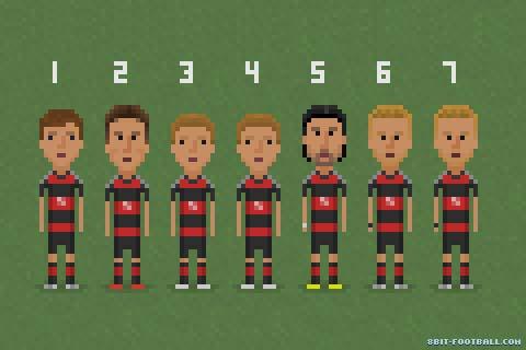 7 Gol Jerman di Gawang Brasil