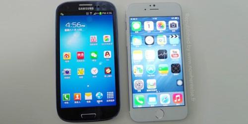 IPhone 6 Palsu KW Sudah Beredar Di China