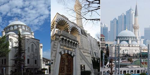 Berkunjung Ke Camii Mosque, Masjid Terbesar di Jepang