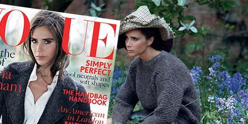 Gaya Fesyen Victoria Beckham Saat Musim Gugur