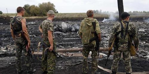 Intelijen Rusia Tembak Pesawat Malaysia Airlines MH17?