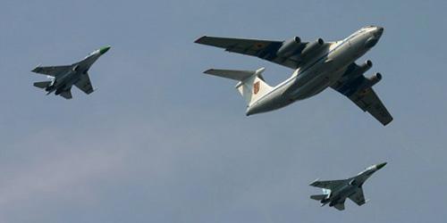 Kelompok Separatis Pro-Rusia Tembak 2 Jet Tempur Ukraina?