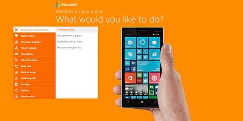 Microsoft Rilis Situs Emulator Windows Phone