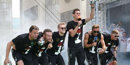 Tarian Gaucho Pemain Jerman Dianggap Menghina Argentina