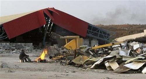 -israel-hancurkan-pabrik-gaza