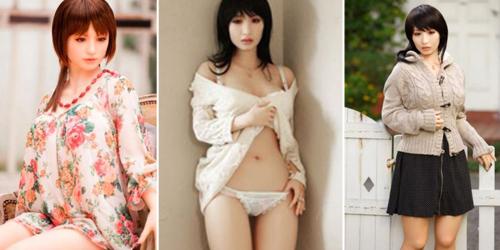 Dutch Wives, Boneka Seks Jepang Secantik Wanita Asli