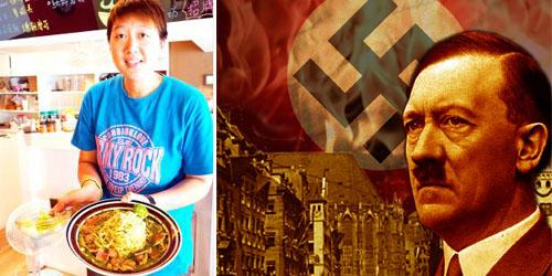 Restoran Italia di Taiwan Sajikan Menu 'Long Live Nazi'