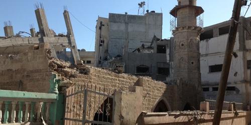 Israel Bombardir Tahfidz Daarul Quran Indonesia di Gaza