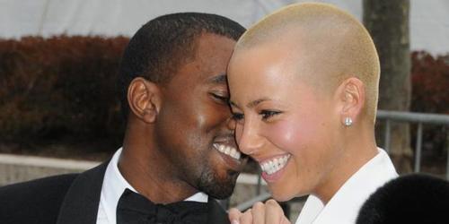 Amber Rose jadi Boneka Seks di Teaser Video Kanye West 'Robocop'