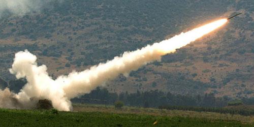 Lebanon Tembakan Roket ke Wilayah Israel