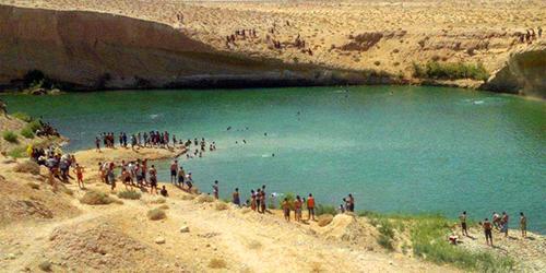 Danau 'Kutukan' Secara Misterius Muncul di Gurun Tunisia