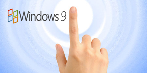 Upgrade Windows 9 Cukup 1 Klik!