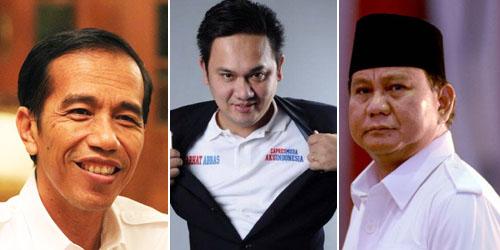 Video Lagu Farhat Abbas 'Yok Damai Yok' untuk Perdamaian Jokowi dan Prabowo