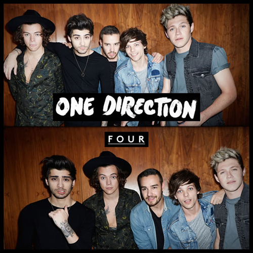 Cover album Four One Direction