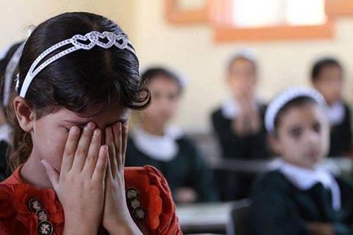 anak-gaza-kembali-sekolah
