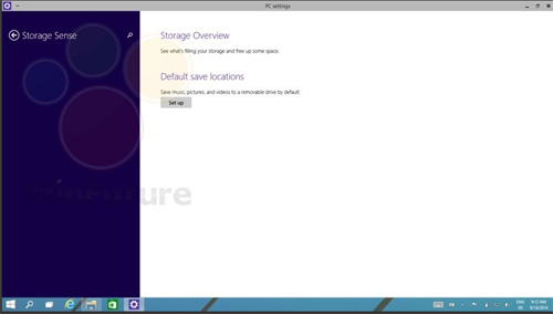 Storage Sense Windows 9