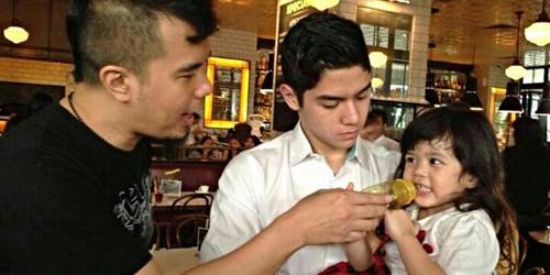 Ahmad Hasil, Nama Anak Ke-5 Ahmad Dhani?