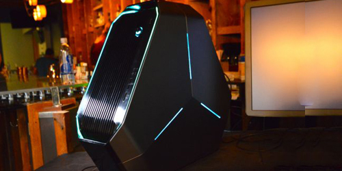 Area-51, PC Game Berdesain Futuristik