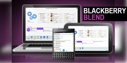 BlackBerry Blend, BBM-an Lewat PC