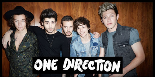 Foto Cover Album Baru One Direction, Four